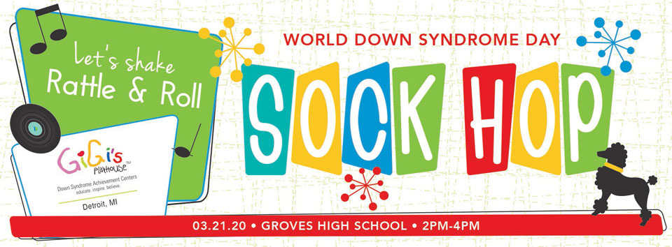world down syndrome day dance party