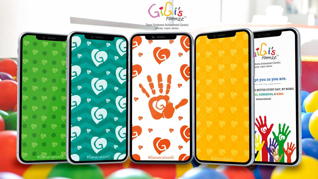 GiGi's Phone Screensavers